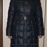 Зимнее пальто на тинсулейте.