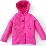 Куртки демисезон 104-128