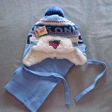 Набор шапка и шарфик Sport