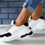 Женские кроссовки в стиле баленсиага