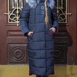 Длинное Пальто На Зиму BARBARA