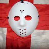Стильная маскарадная карнавальная маска .
