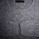 Мужская кофта вязка мягкий Asos M