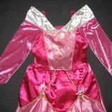 карнавальное платье на 6-7 лет