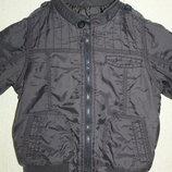 Классная куртка ветровка Marks&Spencer для стильного мальчика