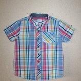 Стильная рубашка F&F для юного модника