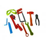 Набор инструментов для малышей.игрушечные инструменты