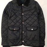 Marks&spencer indigo collection стеганая куртка 13-14лет