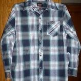 Рубашка бренд 10-12 лет.
