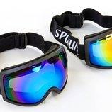 Маска горнолыжная лыжные очки Sposune HX001 2 цвета