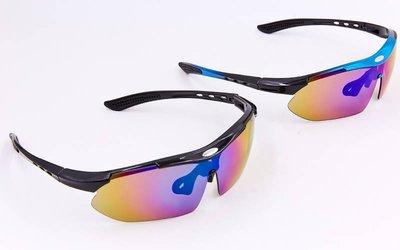 Велоочки солнцезащитные Sposune JH008 спортивные очки 2 цвета