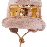 Зимняя детская шапка фирма TuTu на Ог 50-52