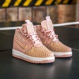 Женские кроссовки Nike Duckboot Pink | Жіночі демі кросівки