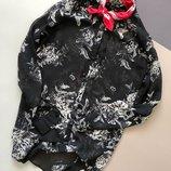Блуза в цветы Atmosphere