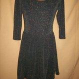 Платье с люрексом Маталан 15л,