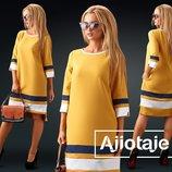 Платье женское 22251 цвета