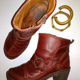 Ботинки полусапоги Josef Seibel 39 высокоэкологичная обувь