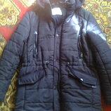 куртка зима размер М