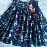 Новогоднее платье Next, 1-7, в наличии