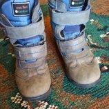 Кежуал-Ботинки зимние,ортопедические,32 размер.Стильные и удобные