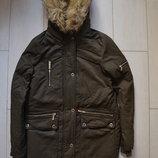 Отличная куртка - парка F&F