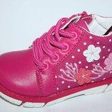 Детская обувь. Детские демисезонные ботинки для девочек Clibee