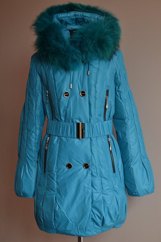 Акция Куртка пуховик полупальто Shenowa размер S b7cc902f0363c