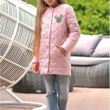 Детская куртка - пальто. Размеры 134,140,146,152.