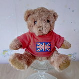 Детская мягкая игрушка медвежонок Теди.