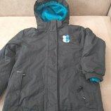 Продам в новом состоянии,фирменную Crivit,лыжную,термо куртку, 146-152 р.