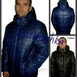 54,56,58,60 Зимняя мужская куртка с капюшоном. Мужская куртка. Теплая курточка