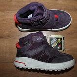 Качественные детские ботинки полусапоги Ecco Urban Snowboarder , мембрана Gore-Tex