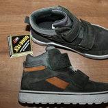 Детские ботинки высокие кеды Ecco Glyder GORE-TEX