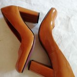 Туфли стильные женские Only pink 38-39 размер стелька 25см