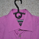 Брендова сорочка чоловіча Via Cortesa Bugelleicht XL Німеччина рубашка мужская