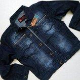 Джинсовая мужская куртка s, m, l, xl. Супер цена