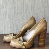 Оригинальные брендовые туфли Mulberry 610324