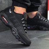 Кроссовки мужские Nike Air Max 95 black 6298