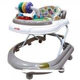 Детские ходунки CARRELLO Alto CRL-9605 2 в 1. Несколько расцветок.