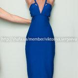 Новое с биркой шикарное платье миди