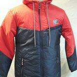 Куртка мужская демисезонная с капюшоном молодёжная BOY 48 44 ,50 46 ,52 48 ,54 50 ,56 52 разм