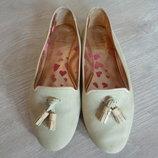 Балетки туфли Novyboot кожа р. 35 ст. 22,5 см.
