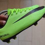 Копы бутсы сороконожки Nike Mercurial