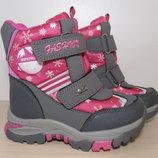Термо ботинки Tom m арт.3855-в р.27-32 зимние ботинки, термики, том м зимові термо ботинки tom.m