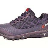Зимние женские кроссовки Reebok purple