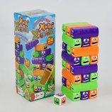 Настольная игра Хитрые червячки 7322 Fun Game вега джанга башня