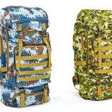 Рюкзак туристический бескаркасный TY-096 рюкзак тактический объем 35 литров, 74х35х20см