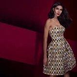 Платье от dolce & gabbana с открытыми плечами