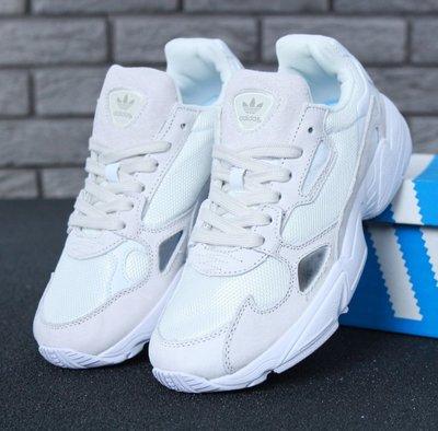 Женские кроссовки Adidas Falcon White  1320 грн - кроссовки adidas в ... 04e36130ce6