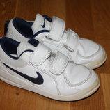Кроссовки на липучках Nike оригинал размер 11 на 28,5